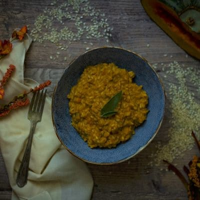 Risotto with Sweet Meat Squash