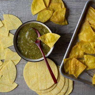 Sheet Pan Salsa Verde