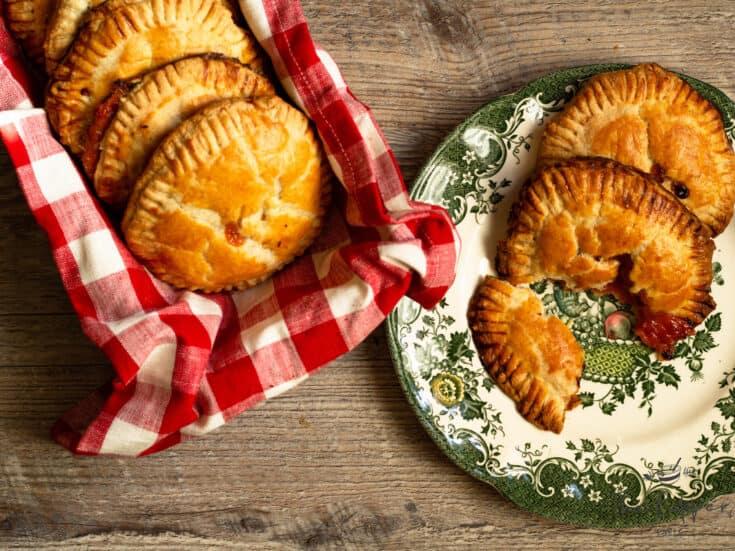 Photo of hand pies