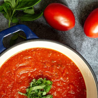 The Best Marinara Sauce Recipe